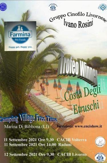 Trofeo Winner 'Costa degli Etruschi' - 11/12 Settembre 2021